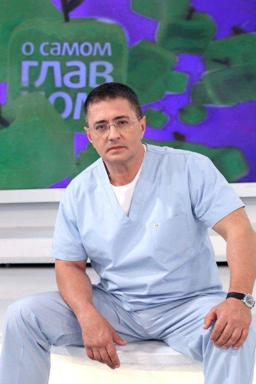 доктор мясников о паразитах в организме