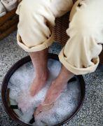 Как вылечить грибок ногтей ног содой