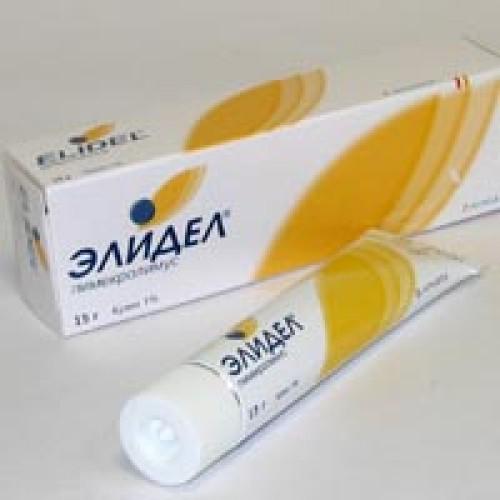 элидел крем против аллергии