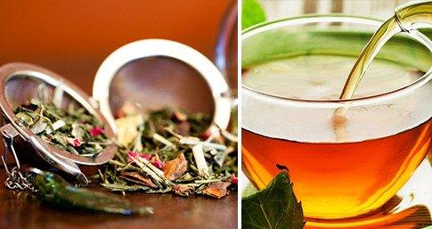 чай от паразитов в домашних условиях