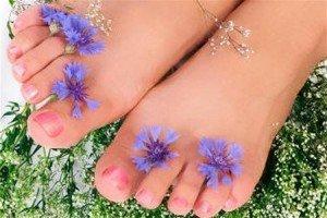 Народные средства от грибка ногтей на ногах быстро чесноком