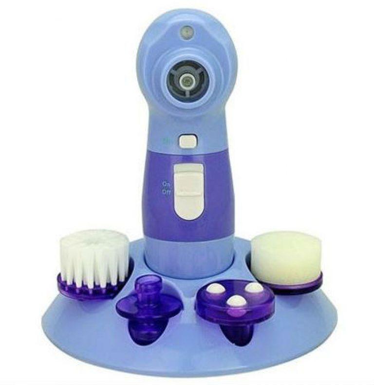Аппарат вакуумной чистки лица в домашних условиях