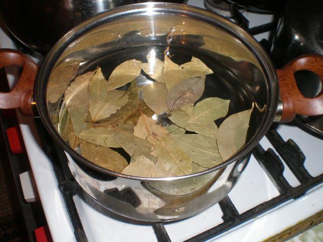 Лечить псориаз лавровым листом