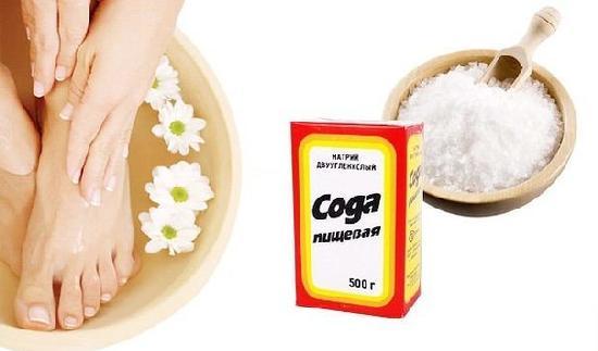 Можно ли содой вылечить грибок ногтей