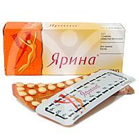 Целлюлит от таблеток Ярина
